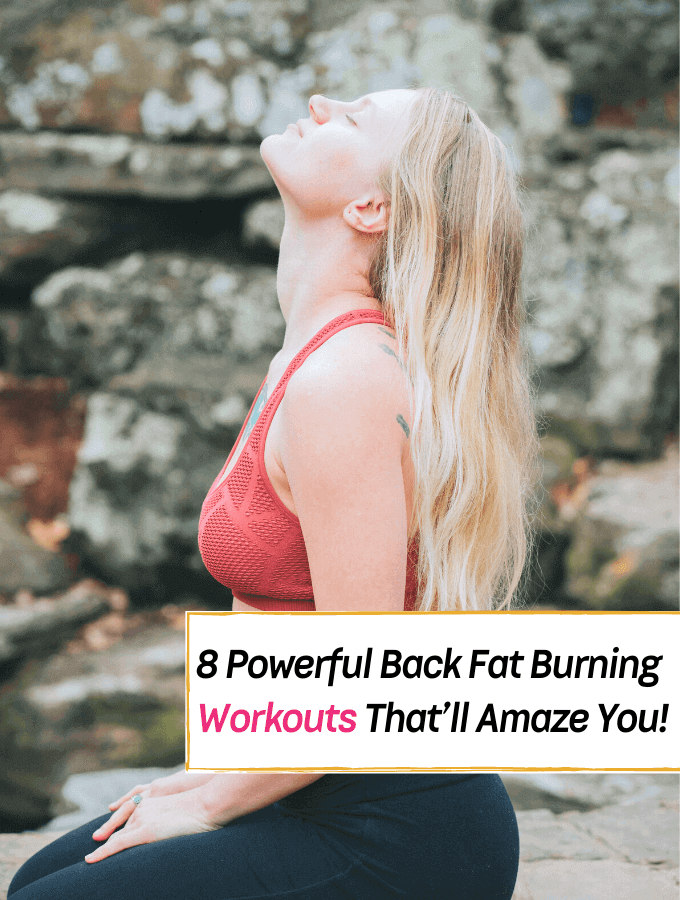 Most Powerful Back Fat Burning Workouts That'll Literally Amaze You! - Everything Abode