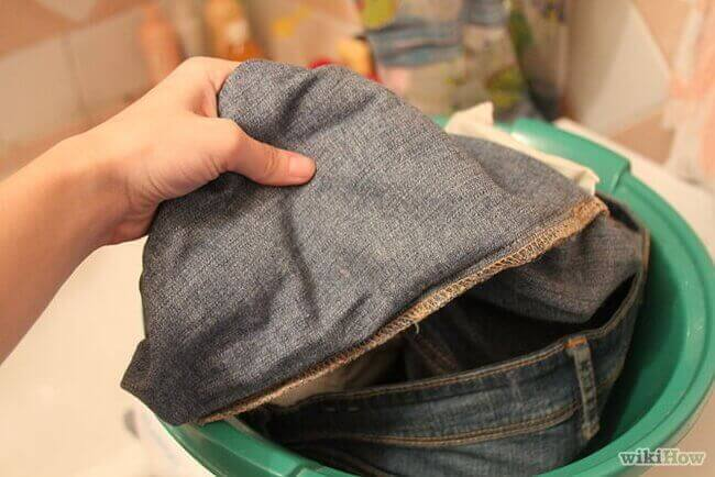 wikihow prevent your jeans from facing