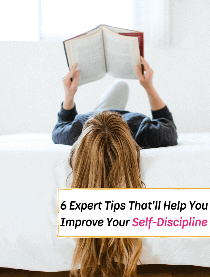 6 Expert Tips That'll Help You Improve Your Self-Discipline - Everything Abode