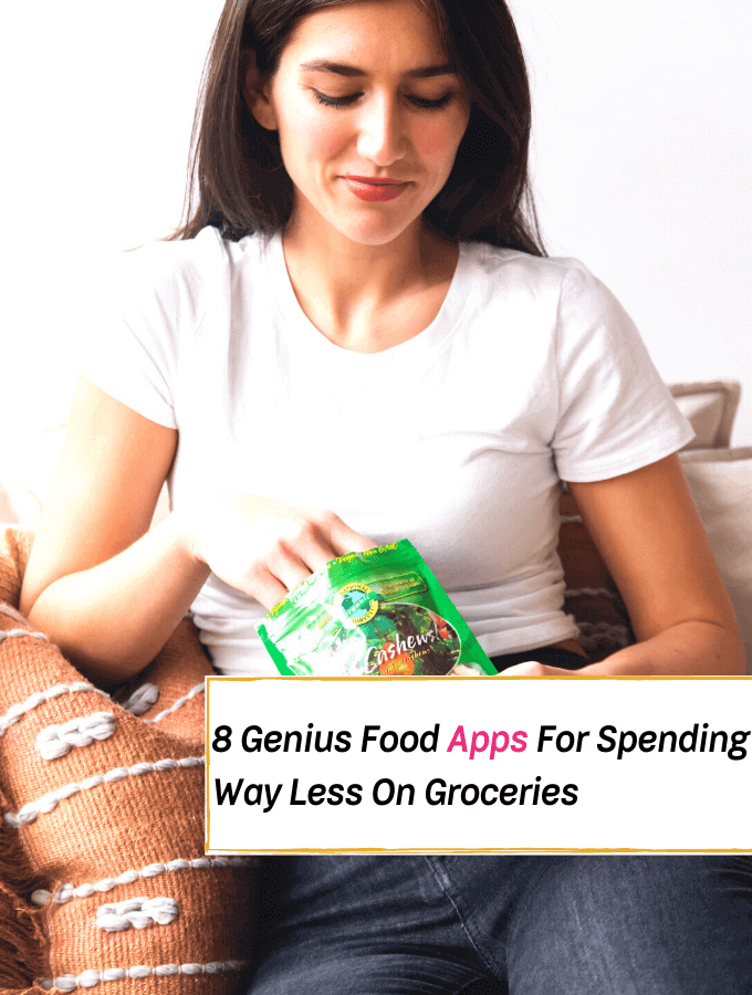 8 Genius Apps For Spending Way Less On Groceries - Everything Abode