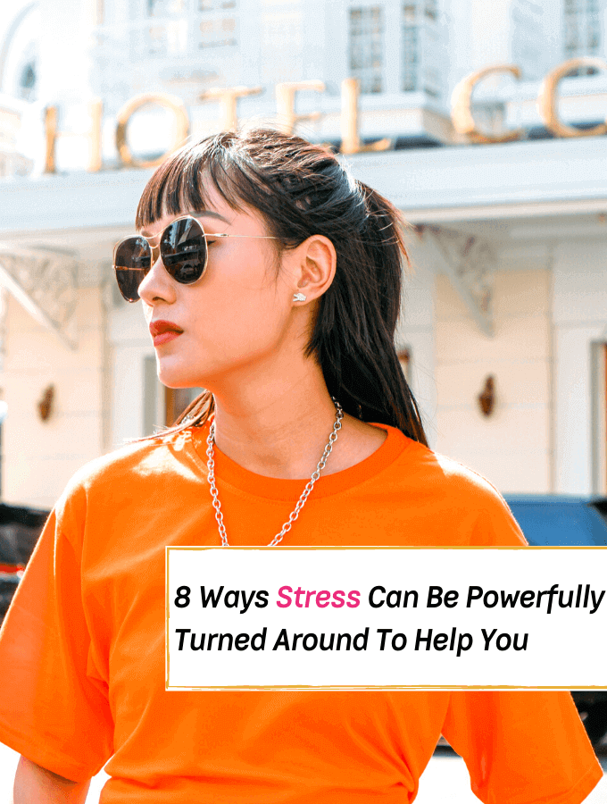 8 Proven & Powerful Ways to Positively Redirect Your Stress - Everything Abode