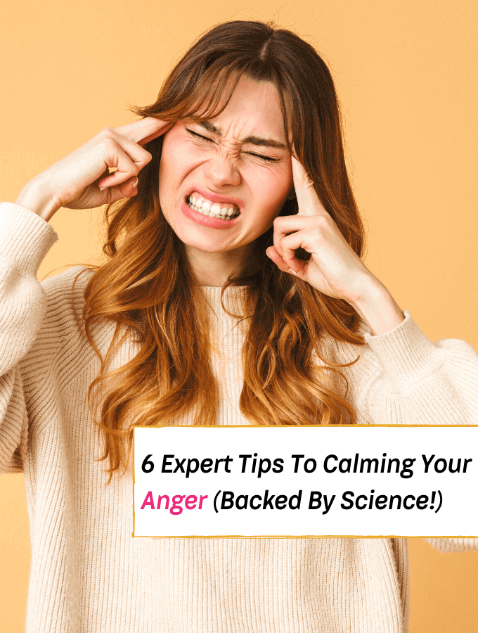6 Expert Tips To Calming Anger (Backed By Science!) - Everything Abode
