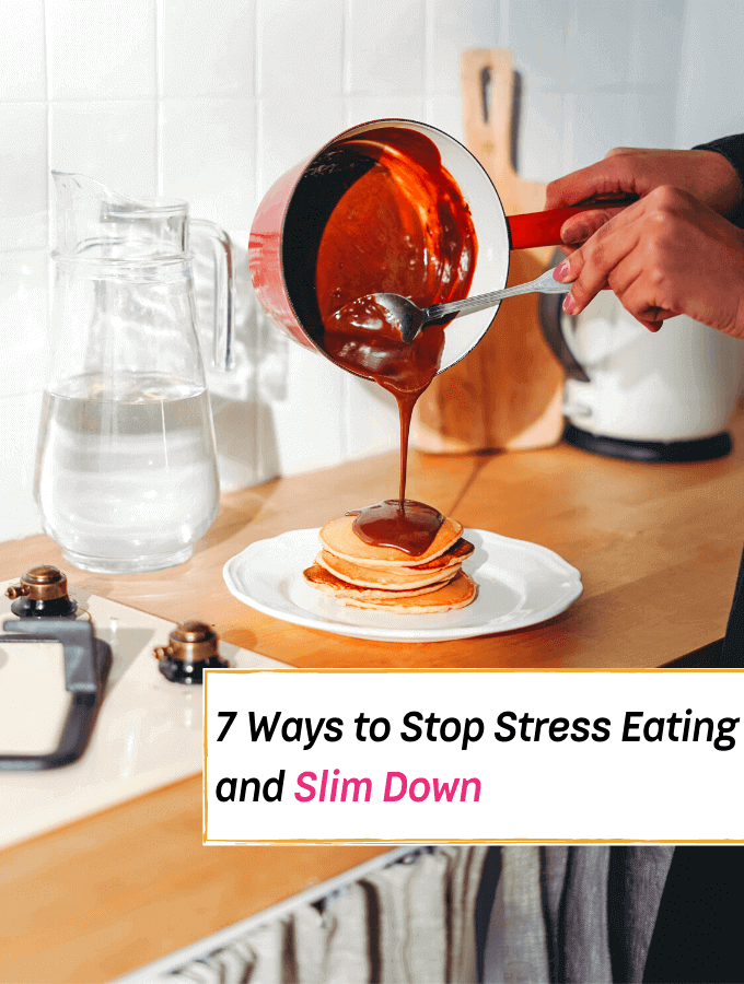 7 Ways to Stop Stress Eating and Slim Down - Everything Abode