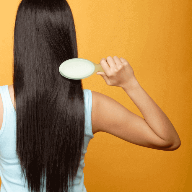 They Refuse To Brush Themselves More Damage. how to have healthy hair tips