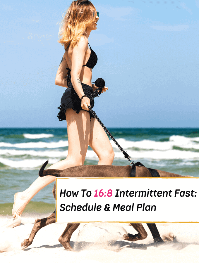 168 Intermittent Fasting A Schedule & Meal Plan -- Everything Abode