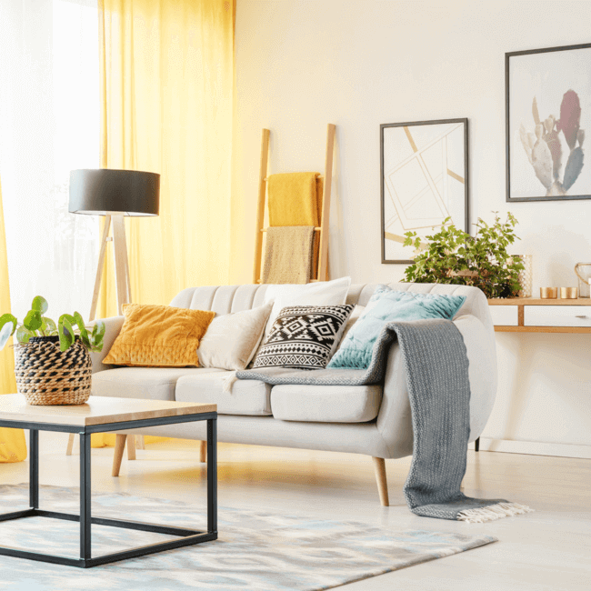 10 Things Decluttering Experts Say To Never Have In Your Living Room -- Living room decluttering tips - Everything Abode