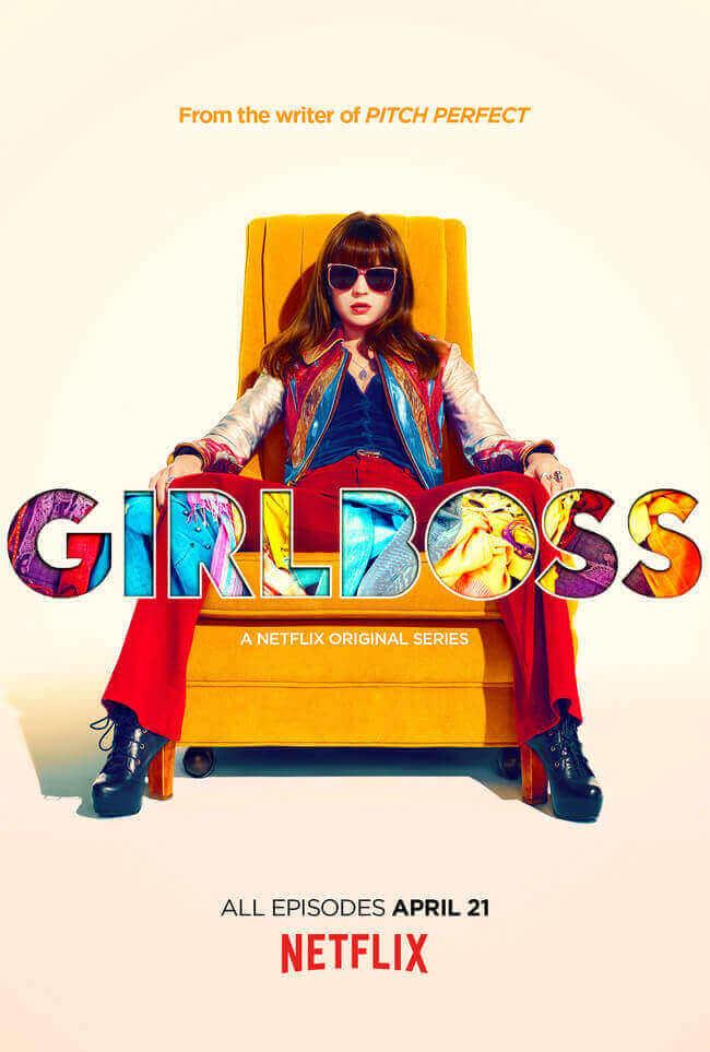 #GIRLBOSS. Inspiring Netflix Shows to stream from home. - Everything Abode