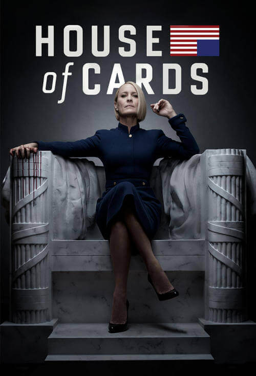 House of Cards. Inspiring Netflix tv shows - Everything Abode