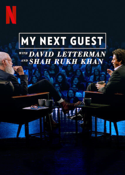 My Next Guest Needs No Introduction with David Letterman. Inspiring Netflix originals - Everything Abode