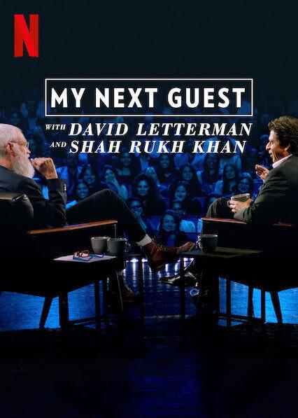 My Next Guest Needs No Introduction with David Letterman. Inspiring Netflix originals - Everything Abode