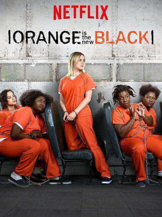 Orange Is the New Black. Inspiring Netflix originals - Everything Abode