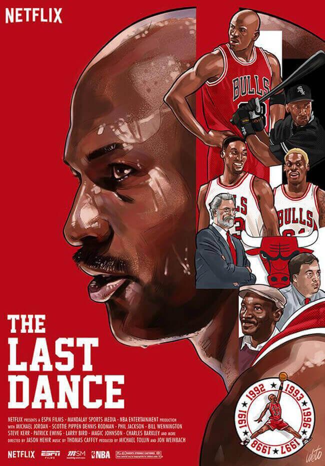 The Last Dance. Inspiring Netflix Documentary - Everything Abode