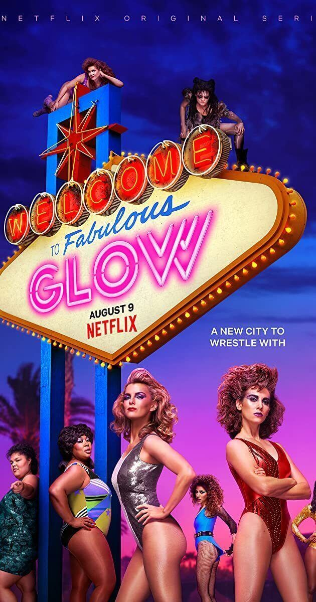 Top Netflix Shows For When You Want To Feel Super Inspired - Glow Netflix show - Everything Abode