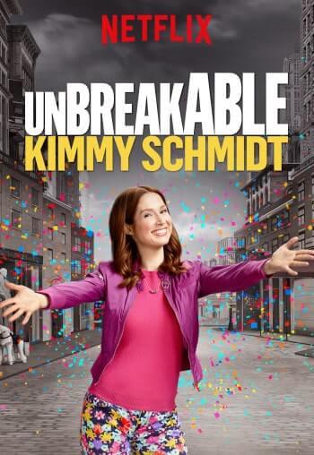 Unbreakable Kimmy Schmidt. Inspiring Netflix Series.