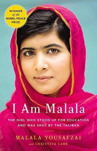I Am Malala girl boss books