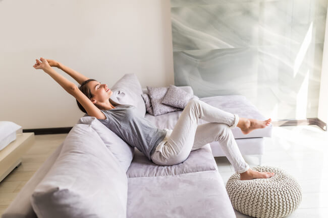 njoy Some Peace and Quiet from noise - how to get organized in the morning
