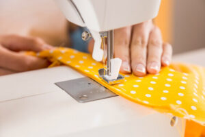 Sewing as a indoor hobby