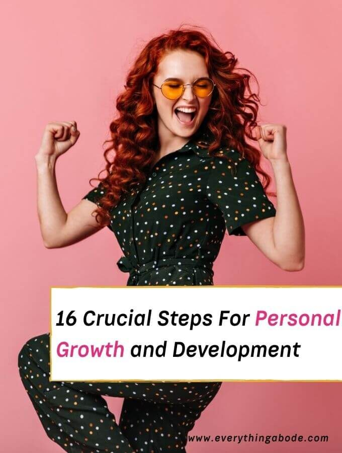 personal growth, self growth, personal development plan