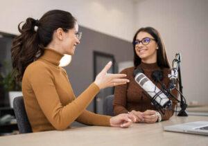popular hobbies indoors podcasting