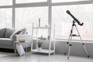 stargazing as fun indoor winter hobby for women to do indoors