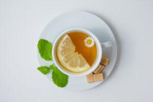 drinking tea winter hobbies indoors
