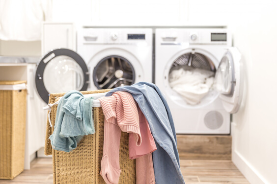 Disinfect the Washer Machine to keep home smell good