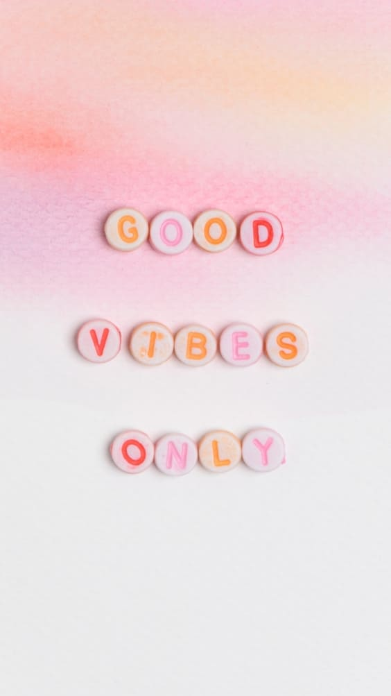good vibes only cutest backgrounds