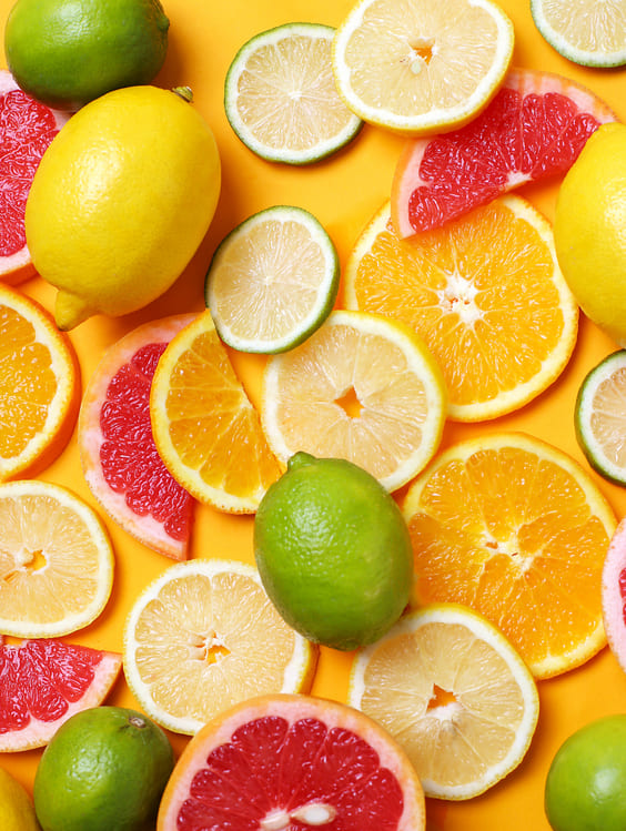 simmering peeled fruit can make a home smell fresh and amazing