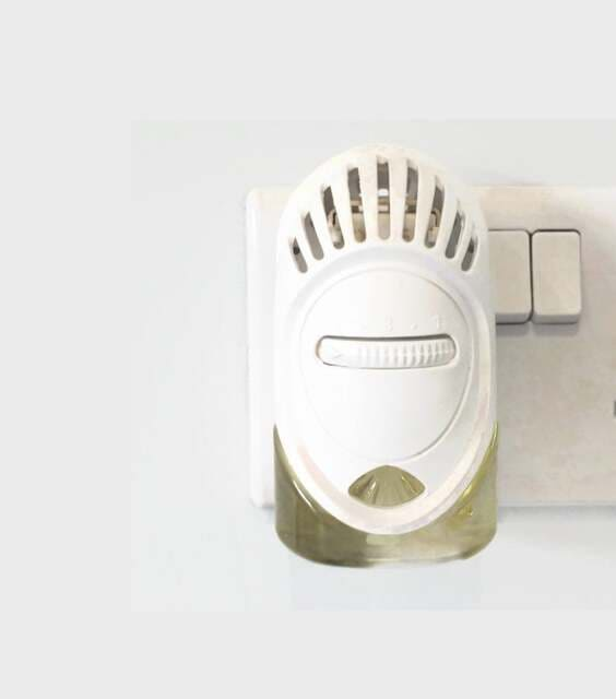 air freshener plug to keep home smell nice